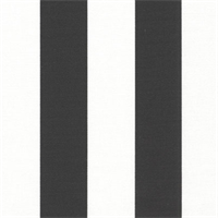 Canopy Black/White by Premier Prints - Drapery Fabric 30 Yard bolt
