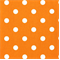 Polka Dots T-Orange by Premier Prints - Drapery Fabric 30 Yard bolt