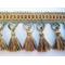 Toronta Color 6 Tassel Fringe - Order a Swatch