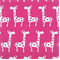 Stretch Candy Pink/White by Premier Prints - Drapery Fabric - Order a Swatch