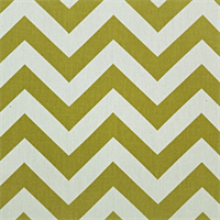 Zig Zag Village Green/Natural by Premier Prints - Drapery Fabric 30 Yard bolt