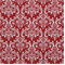 Madison White/Lipstick by Premier Prints - Drapery Fabric 30 Yard bolt