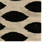Chipper Black/Denton By Premier Prints - Drapery Fabric 30 Yard bolt