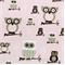 Hooty Bella Cozy Premier Prints - Drapery Fabric 30 Yard bolt