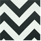 Zippy Charcoal Slub Premier Prints - Drapery Fabric - Order A Swatch
