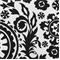 Suzani Black By Premier Prints - Drapery Fabric 30 Yard bolt