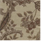 Colbert Natural Floral Drapery Fabric - Order a Swatch