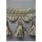 IR6616 CMP Champagne Tassel Fringe - Order a Swatch