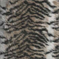 Fur 01 002 Black/Brown Animal Print Fabric - Order a Swatch
