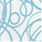 Legacy White/Blue Sheer Fabric - Order a Swatch