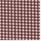 Gingham - Pink/Brown Fabric - Order a Swatch