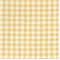 Gingham - Yellow Fabric - Order a Swatch