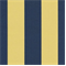 Deck Stripe Royal/Yellow Indoor/Outdoor Fabric - Order a Swatch