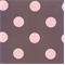 Polka Dot - Pink/Brown Indoor/Outdoor Fabric - Order a Swatch