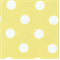 Polka Dot - Yellow Indoor/Outdoor Fabric - Order a Swatch