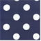 Polka Dot - Royal Indoor/Outdoor Fabric - Order a Swatch