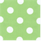Polka Dot - Lime Indoor/Outdoor Fabric - Order a Swatch