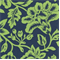 Flower Show - Royal/Lime Indoor/Outdoor Fabric - Order a Swatch