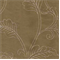 Dupionette Embroidery #15 Floral Faux Silk Fabric - Swatch