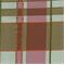 JLT 7889 #5 Rose Plaid Faux Silk Fabric - Swatch