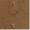 EKI #3 Floral Faux Silk Fabric - Order a Swatch