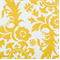 Suzani Corn Yellow/Slub by Premier Prints - Drapery Fabric - By the Bolt
