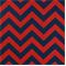 Zig Zag Lipstick Blue Stripe by Premier Print - Drapery Fabric 30 Yard bolt