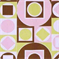 Maxfield Pink Contemporary Printed Drapery Fabric - Order a Swatch