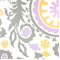 Suzani Wisteria by Premier Prints - Drapery Fabric - Order a Swatch