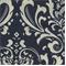 Ozborne Deep Blue Outdoor by Premier Print Drapery Fabric 30 Yard Bolt