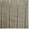 Vale Ginger Stripe Faux Silk Drapery Fabric - Order a Swatch