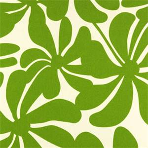 Twirly Greenage Floral Outdoor by Premier Prints - Drapery Fabric 30 Yard Bolt