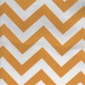 Zig Zag Yellow Outdoor by Premier Prints - Drapery Fabric 30 Yard Bolt