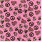 Abby Hot Pink Minky Fabric - Order a Swatch