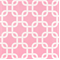 Gotcha Baby Pink/White by Premier Prints - Drapery Fabric  - Order a Swatch