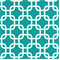 Gotcha True Turquoise by Premier Prints - Drapery Fabric - By The Bolt