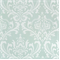 Ozborne Powder Blue/Twill Damask Cotton Fabric by Premier Prints - Drapery Fabric - By The Bolt