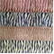 Zebra Multi Multi Chenille Animal Print Upholstery Fabric - Order a Swatch
