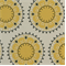Medallion Band Citrine Suzanni  Drapery Fabric by DwellStudio for Robert Allen - Order a Swatch