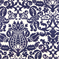Amsterdam Snorkel Blue White Slub By Premier Prints - Drapery Fabric 30 Yard Bolt