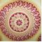 Mandala Grenadine Suzani Upholstery Fabric by Richloom - Order a Swatch
