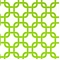 Gotcha White/Chartreuse by Premier Prints - Drapery Fabric - Order a Swatch