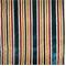 Multi Velvet Stripe Tabriz Upholstery Fabric by Robert Allen - Order a Swatch