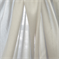 Verona White Linen Laundered Sheer Drapery Fabric - Order a Swatch