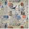 Amore Primary/Natural by Premier Prints - Drapery Fabric - By The Bolt
