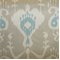 Java Driftwood Ikat Drapery Fabric - Order a Swatch