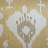 Java Barley Ikat Drapery Fabric - Order a Swatch