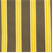 Westbend Graphite Stripe Drapery Fabric - Order a swatch