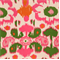 Rio Gumdrop/Natural by Premier Prints - Drapery Fabric - By The Bolt