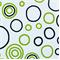 Bubbles Black/Chartreuse By Premier Prints - Drapery Fabric 30 Yard Bolt